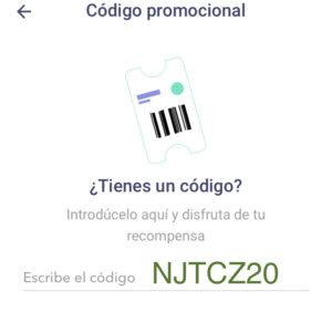 Codigo Invitacion